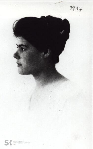 Csizmadia Edit: Elfeledett arcok Szeged zsidó múltjából 2.Fischhof Ágota (1895−1976) | Múlt és Jövő