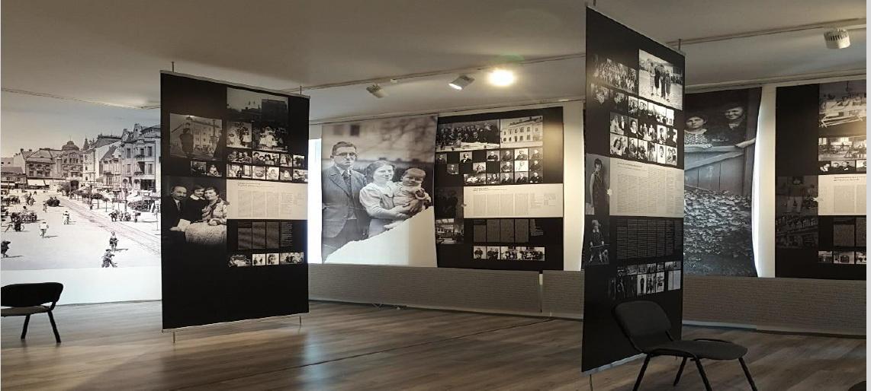 Szemtől-szembe – Képek a szombathelyi zsidóság történetéből a vészkorszak előtt – kiállítás Ramat …
