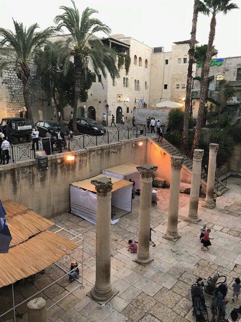 Jeruzsálemi (mozgó) képeslapok sátoros ünnepek idején – Kőbányai János képriportja   Múlt és Jövő