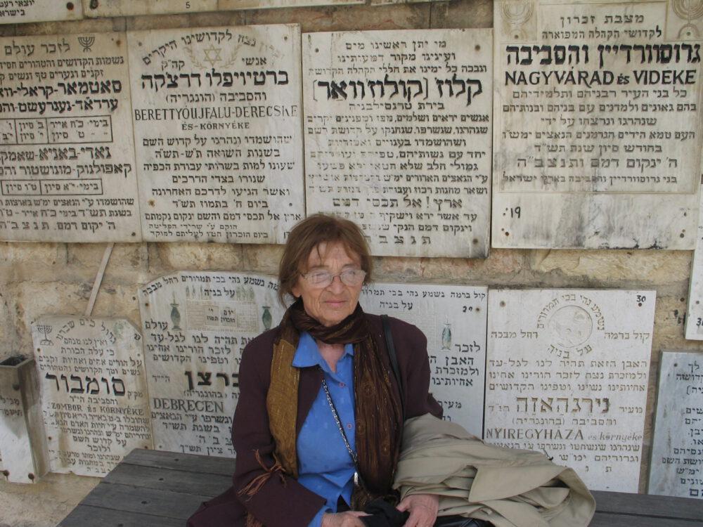 Heller Ágnes: A holokauszt és a nemzedékek | Múlt és Jövő